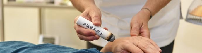 Médecine Traditionnelle Japonaise illustration