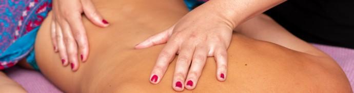 Massage illustration