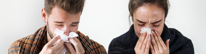 Troubles allergiques, intolérances illustration