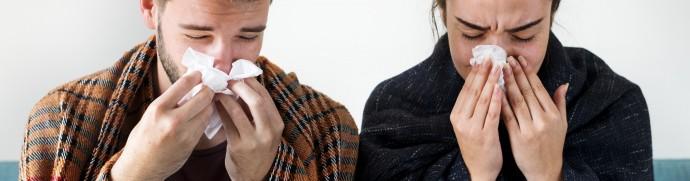 Allergies, intolérances illustration