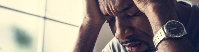 L'acupuncture pour les migraines ou les maux de têtes illustration