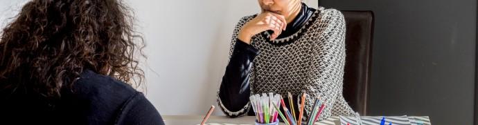 L'art thérapie pour lutter contre le stress illustration