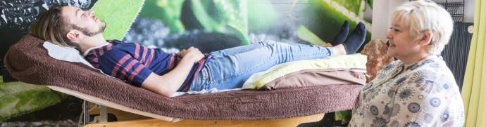 L'hypnose pour bien dormir illustration