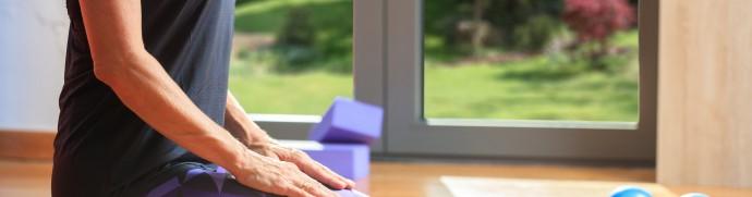 Le yoga pour les douleurs liées aux lombalgies chroniques illustration